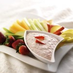 StrawberryPeachDip