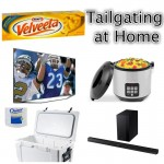 Tailgating at Home