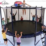 JumpSport Trampoline ELITE