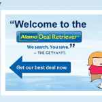 Alamo Deal Retriever and a FABULOUS {Giveaway} Travel Bundle! (kindle, dvd player, and more)