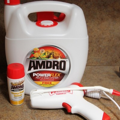 Preparing My Yard and Home with Amdro