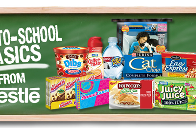 Back to School: After School Snacks, 20 Minute Meals and $500