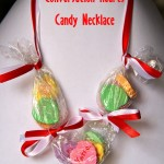 candy hearts necklace