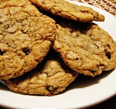 $1000 Chocolate Toffee Pecan Cookies