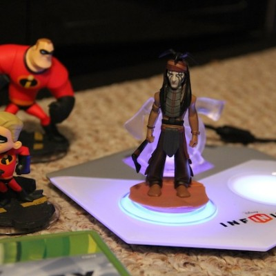 Disney Infinity Is Really Awesome!