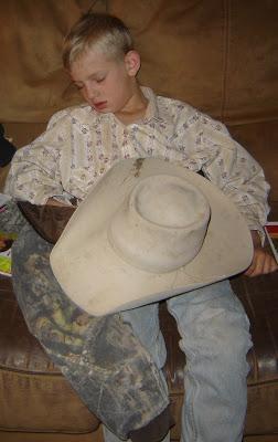 One Tired Cowpoke