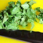 fresh cilantro