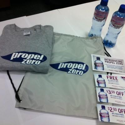 Propel Zero Gift Kits {Giveaway} 10 Winners!