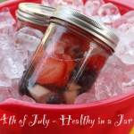 healthy in a jar