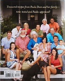 Paula Deen's The Deen Family Cookbook TSV at QVC