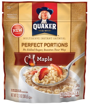 quaker perfect portions