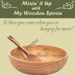 Mixin' It Up with My Wooden Spoon
