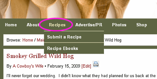 recipeslink