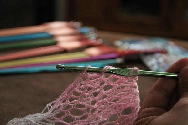 sashay yarn scarf