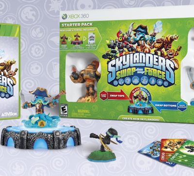 Skylanders SWAP Force for XBOX 360 #ACWGG