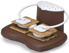 Making Camping Treats at Home with a S'Mores Maker