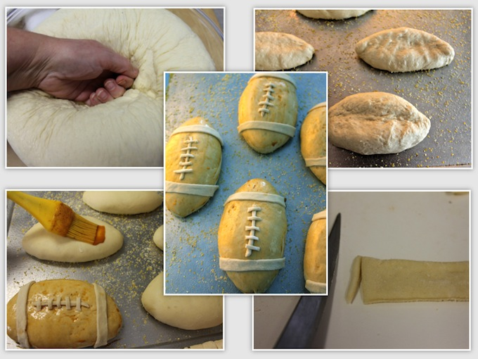 superbowl sandwich rolls steps