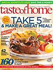 taste of home cover