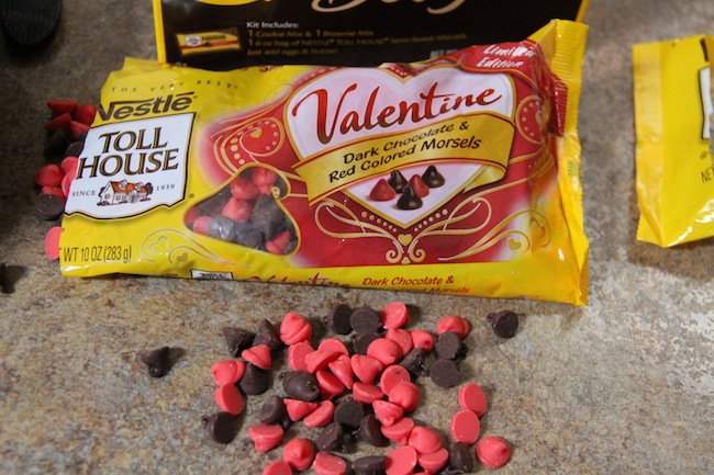 valentines baking