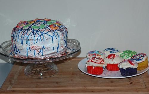 wilton cakes and cupcakes