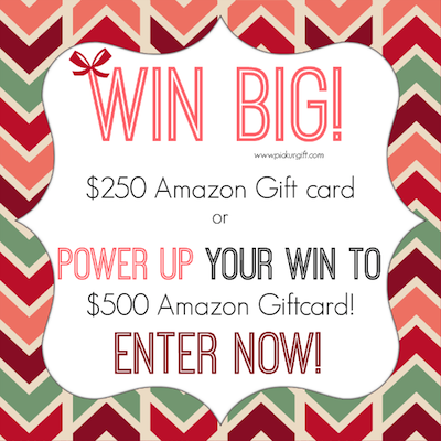 Pick Ur Gift, So I Don't Have To AND Win BIG Cash to Start Your New Year Off with a Bang!