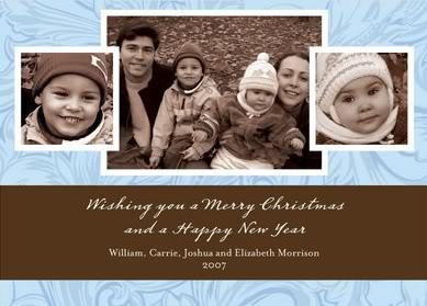 Tiny Prints Christmas Photo Cards