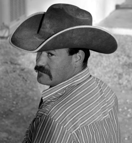 Bashful Cowboy