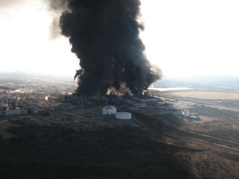 Big Spring's Oil Explosion