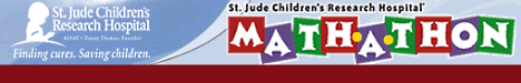 Sponsor My Niece in Her Math-a-thon by Donating to St. Jude