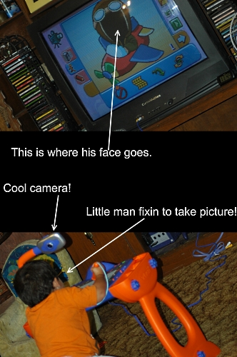 Photoshop for Little Ones
