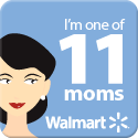 It's Official! I'm One of Walmart's Eleven Moms