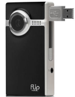 Flip Ultra Series Video Camera (OVER)