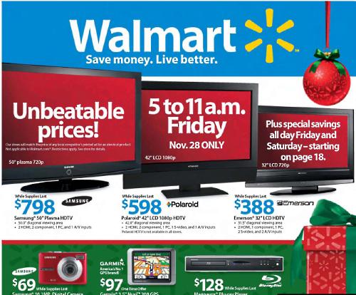 Walmart's Black Friday Ads!