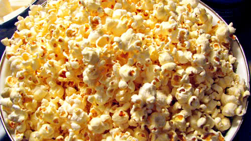 Popcorn from Orville