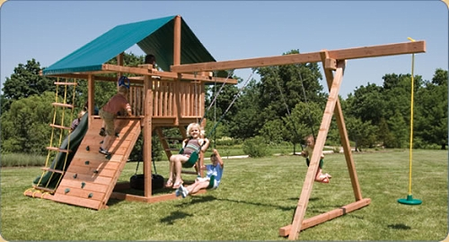 Kid's Creations and Their Quality Swing Sets