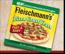 Fleischmanns Pizza Crust Yeast