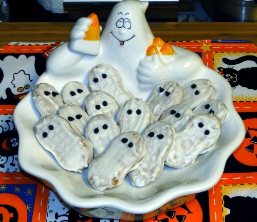 Halloween Treats Boo Babies