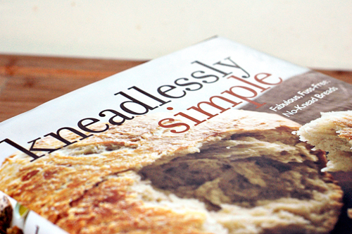 Kneadlessly Simple Cookbook