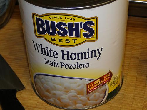 Whit Hominy