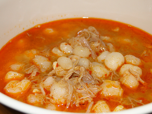 Mexican Soup - Posole