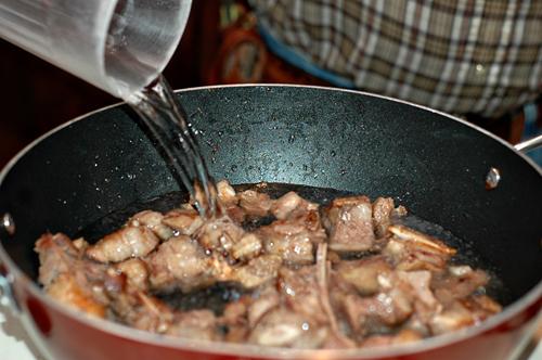 Stewed Lamb Ribs 036