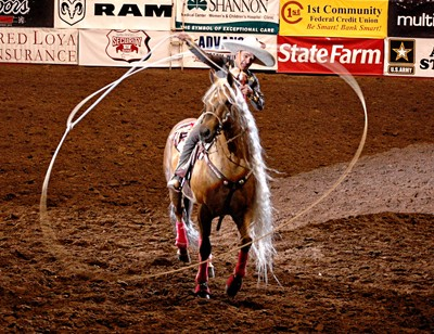 San Angelo's PRCA Rodeo – My Faves