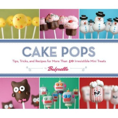 Preorder Cake Pops by Bakerella