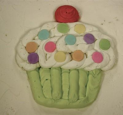 My Wilton Cupcake Cake