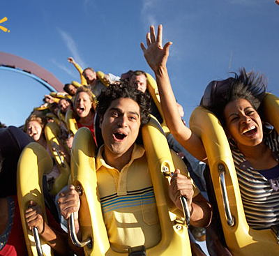 Six Flags Great Adventure Tickets Deal