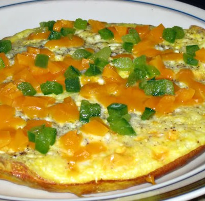 Dad's Omelet