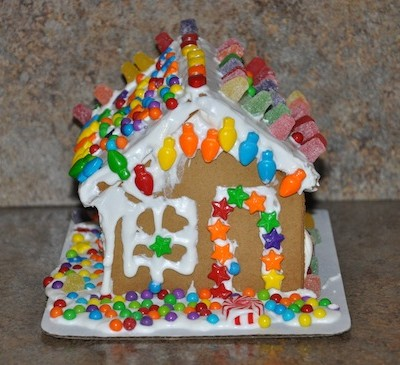 Truett's Gingerbread House