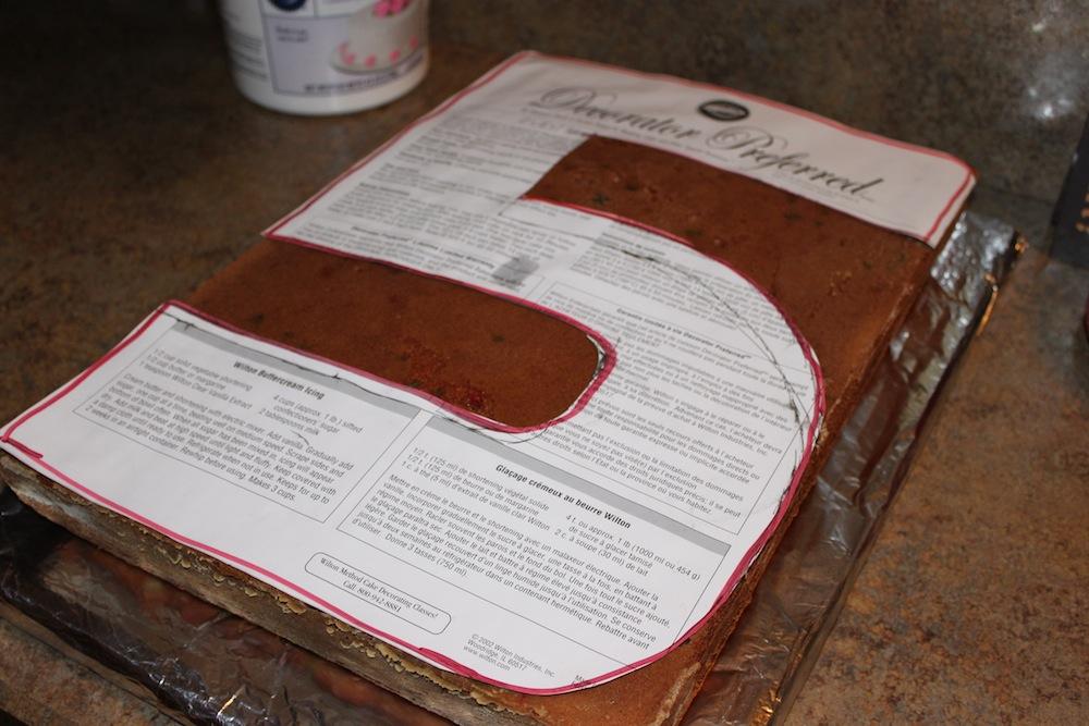 Truett S 5th Birthday Car Cake Wilton Style A Cowboy Wife