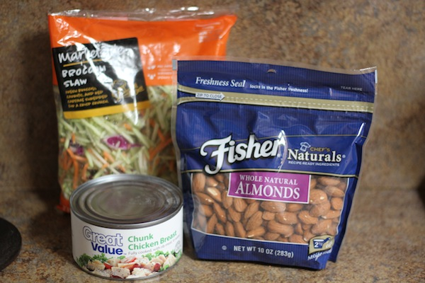 Fisher Nuts and Slaw