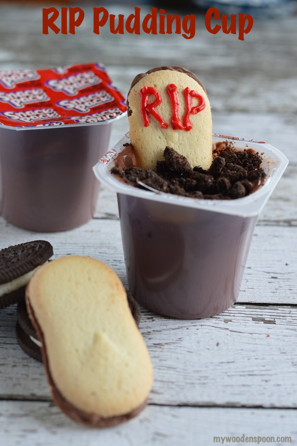 RIP Pudding Cup